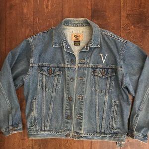 Vintage Victoria's Secret Denim Over sized Jacket